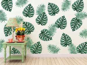 Urbanwalls Decals - Palm Branches
