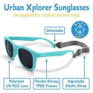 Jan & Jul Urban Xplorer Sunglasses Features 1