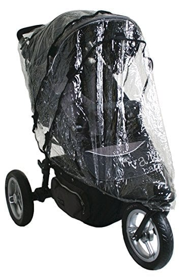 Valco Baby Single Stroller Rain Cover for Tri Mode X