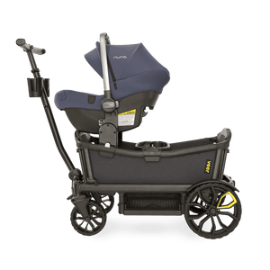 Veer Cruiser Wagon Nuna/Maxi Cosi Infant Car Seat Adapter - Lifestyle