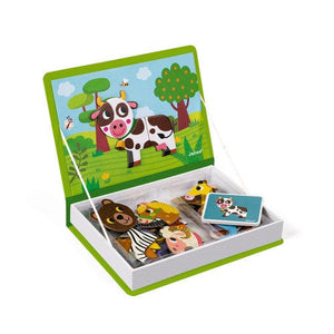 Janod Magneti'book - Animals - magnets