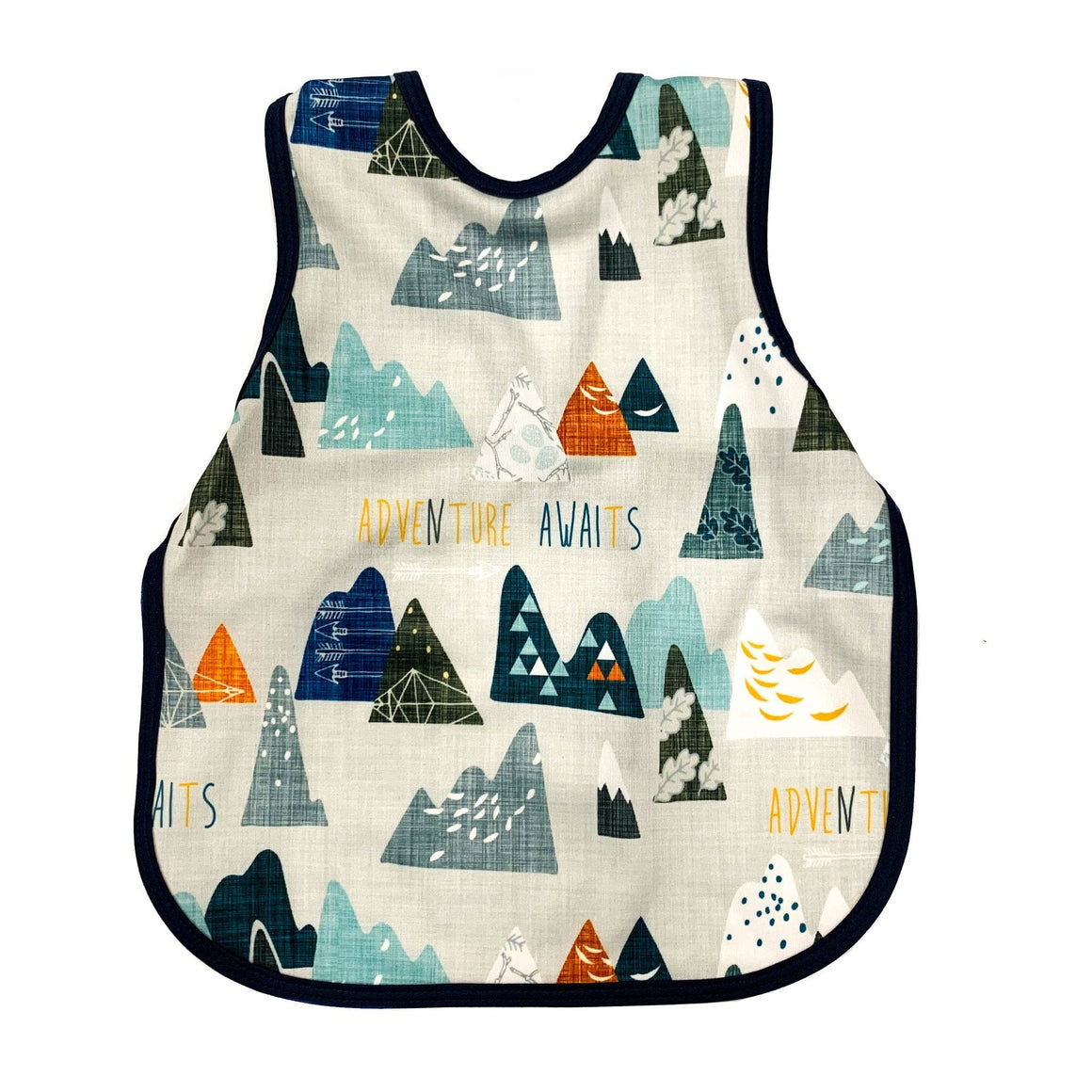 BapronBaby Hybrid Bib - Adventure Awaits