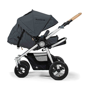 Bumbleride Era Stroller - Dawn Grey Infant Ready