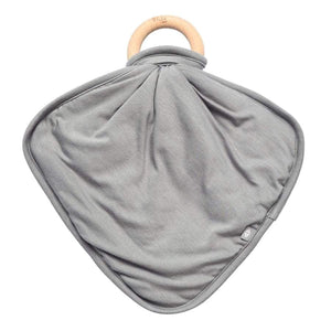 Kyte Baby Bamboo Lovey - Chrome - front