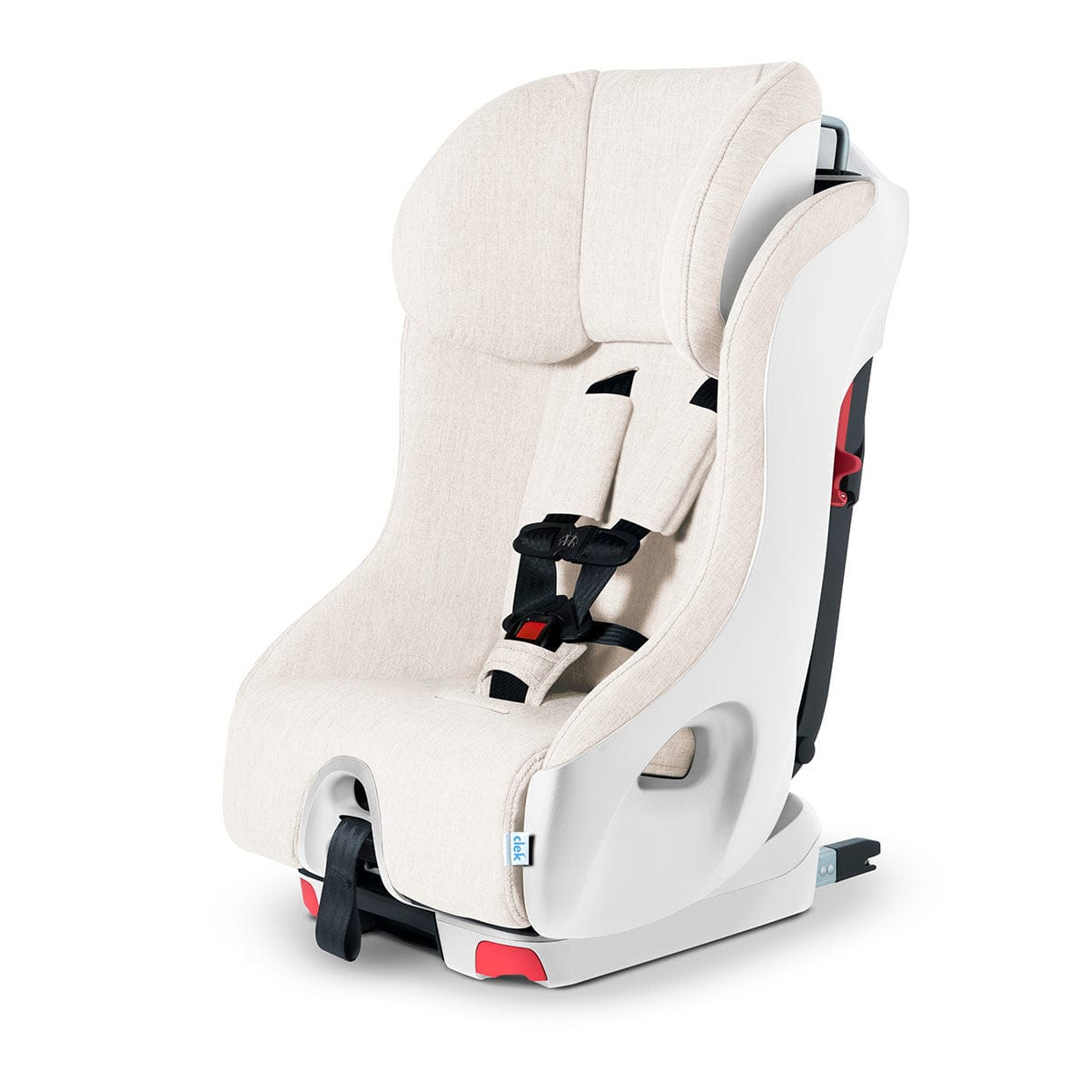 Clek 2021 Foonf Convertible Car Seat Tailored C-Zero Plus - Snow