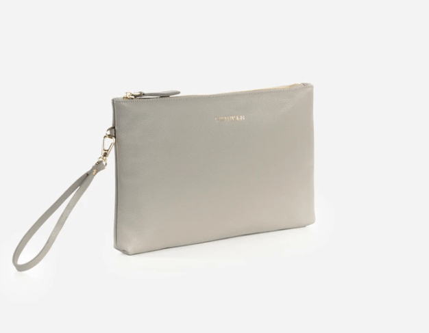 Fawn Design The Changing Clutch - Gray