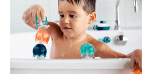 Boon JELLIES Suction Cup Bath Toys - Lifestyle