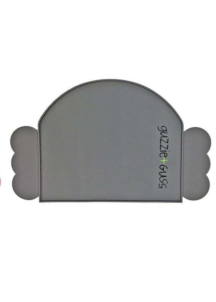 Guzzie + Guss Perch Silicone Placemat - Grey