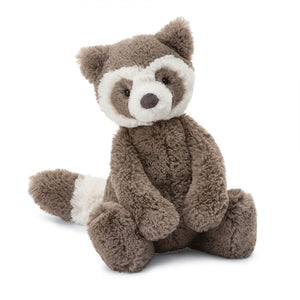 Jellycat Bashful Raccoon - Medium