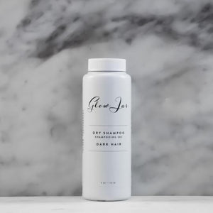Dark Hair - Glow Jar Dry Shampoo