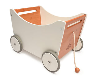 Kinderfeets Toy Box 2-In-1 Walker