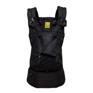 LÍLLÉbaby Complete All Seasons 6-in-1 Baby Carrier - Black