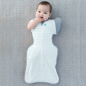 Love to Dream Swaddle UP Transition Bag - Mint Lifestyle 1