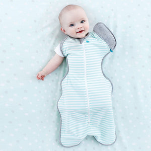 Love to Dream Swaddle UP Transition Bag - Mint Lifestyle 2