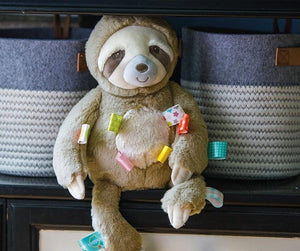 Mary Meyer Taggies Soft Toy - Molasses Sloth Lifestyle 3