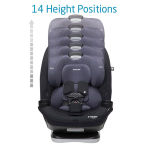 Maxi-Cosi Magellan 5-in-1 Car Seat - 14 Height Adjustments