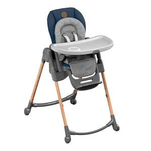 Maxi-Cosi Minla 6-in-1 High Chair - Essential Blue