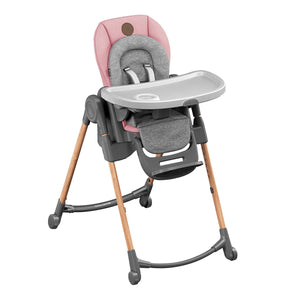 Maxi-Cosi Minla 6-in-1 High Chair - Essential Blush