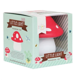 A Little Lovely Company Mini Light - Mushroom Boxed