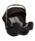 Nuna PIPA 2019 Infant Car Seat - Caviar Angle