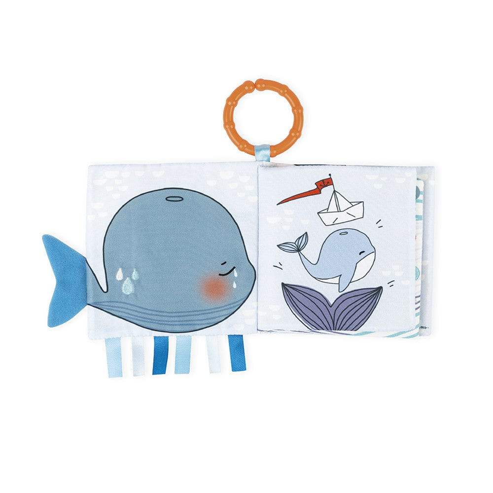 Kaloo My First Activity Book - The Sad Whale