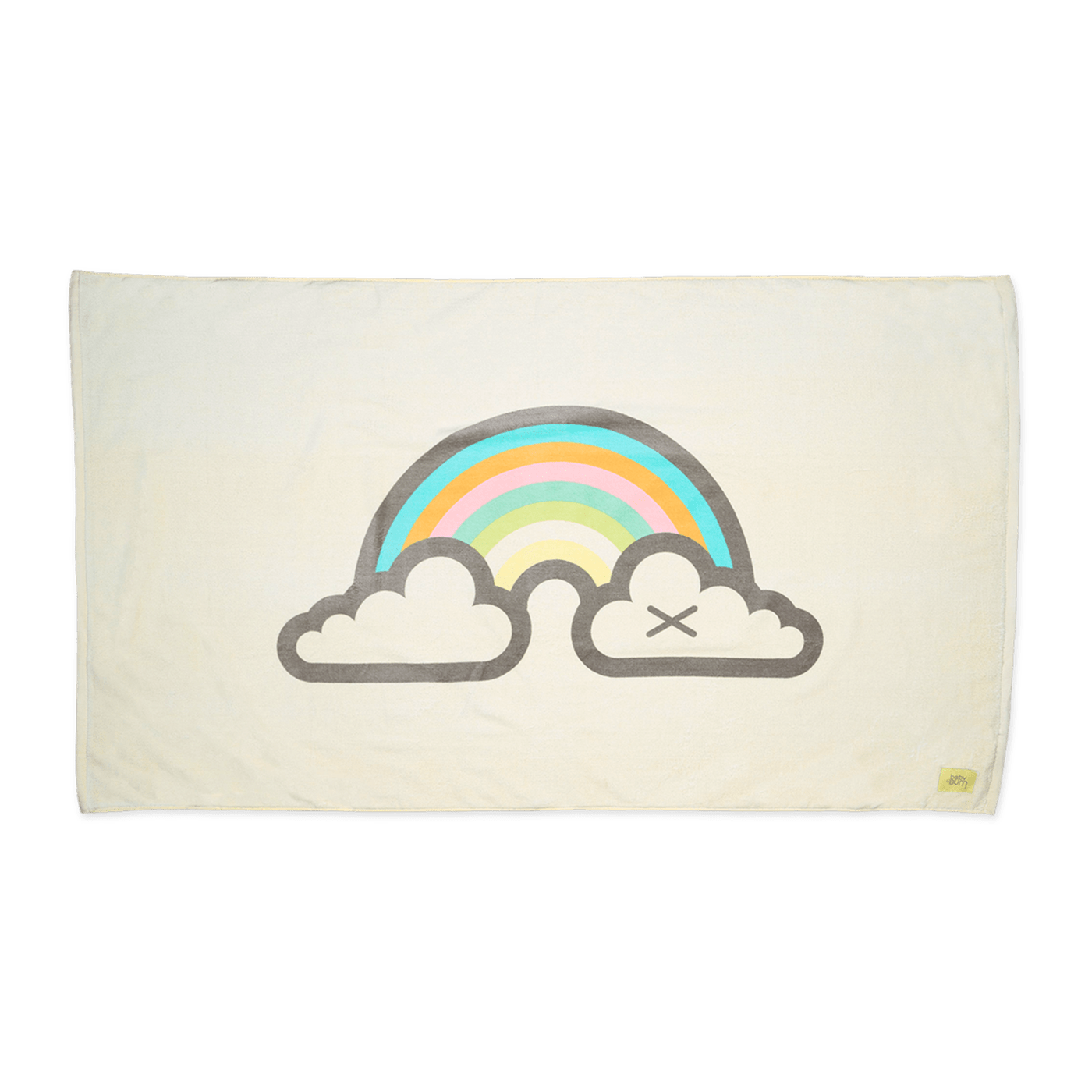 Sun Bum Baby Bum Beach Towel - Rainbow