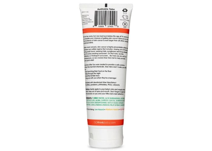 Thinkbaby Aloe Vera After Sun Gel