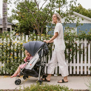UPPAbaby G-LINK 2 Double Umbrella Stroller - Jordan Lifestyle 2