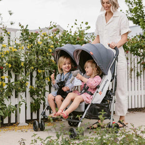 UPPAbaby G-LINK 2 Double Umbrella Stroller - Jordan Lifestyle 3