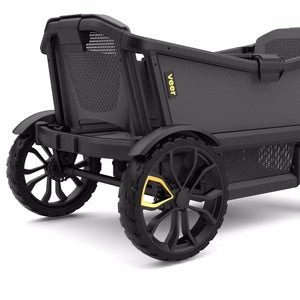 Veer All-Terrain Cruiser Wagon - All-Terrain Wheels