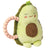 Mary Meyer Baby Rattle - Yummy Avocado
