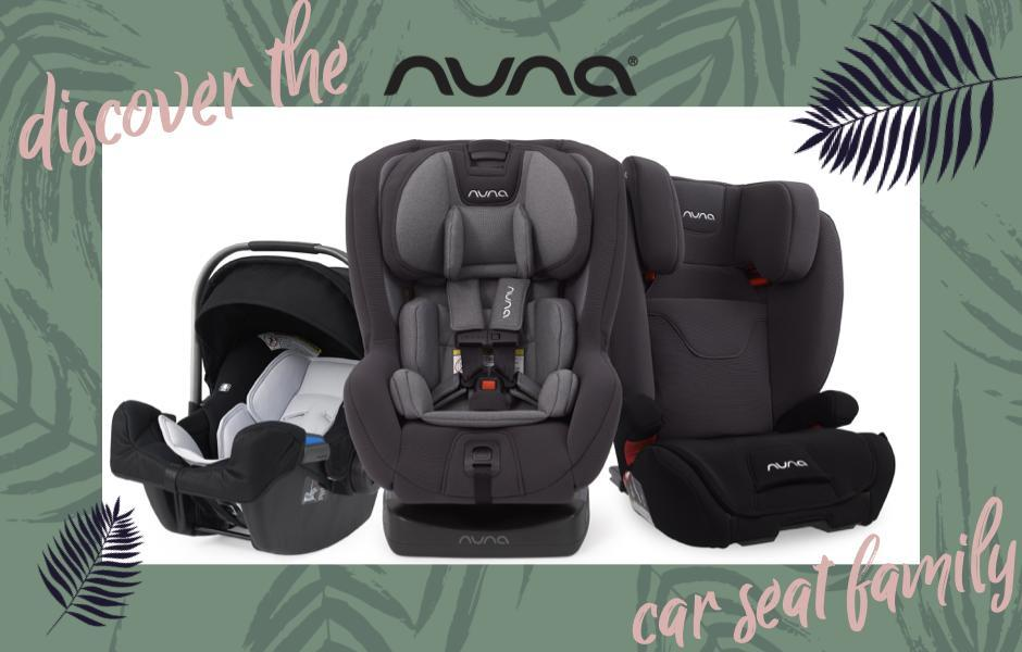 Preorder the Nuna RAVA Convertible Car Seat at Momease!