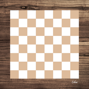 Full Digital Chessboard Set - Instant Download, Pieces included - Downloadable chess board