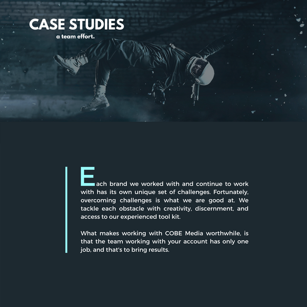 Case Studies Booklet