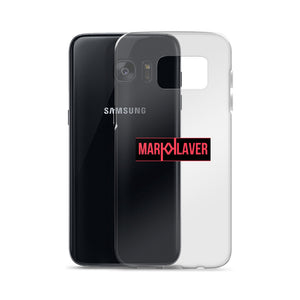 "MARK KLAVER | ""RED"" Samsung Case"