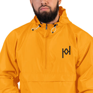 MARK KLAVER | Embroidered Champion Packable Jacket
