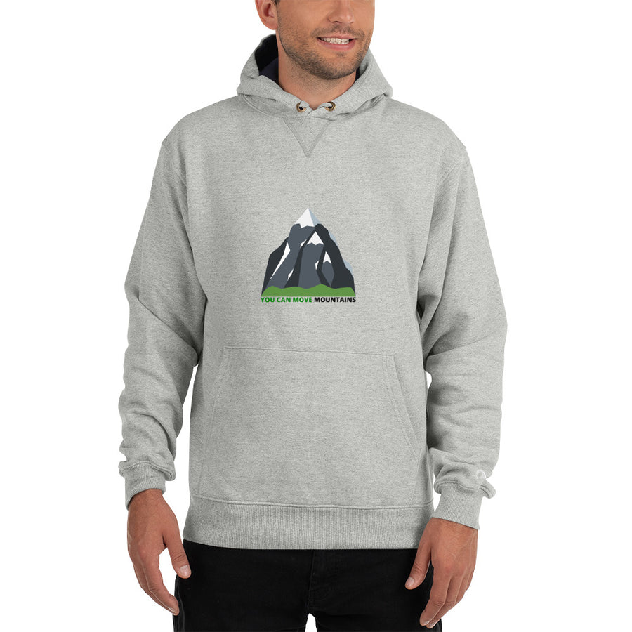 COBE | You Can Move Mountains | Champion Hoodie