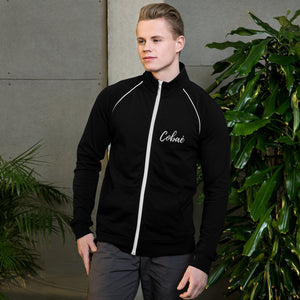 Cobaè | Piped Fleece Jacket