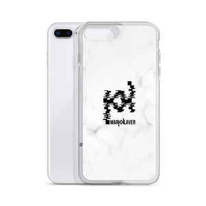 MARK KLAVER | Icy Marble iPhone Case