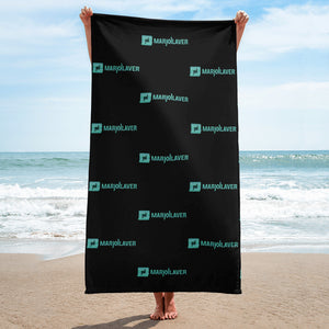 MARK KLAVER | Bahama Beach Towel