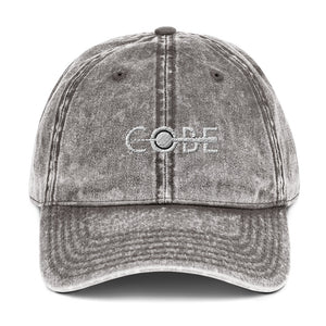 COBE MEDIA | Vintage Cotton Twill Cap