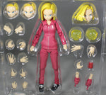 Class E Adventurer - Android 18 Tracksuit Ver. (Open Collar)