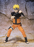 S.H. Figuarts Naruto Uzumaki from Naruto Shippuden (Best Selection)