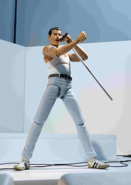 S.H. Figuarts Freddie Mercury (Live Aid Ver.) from Queen