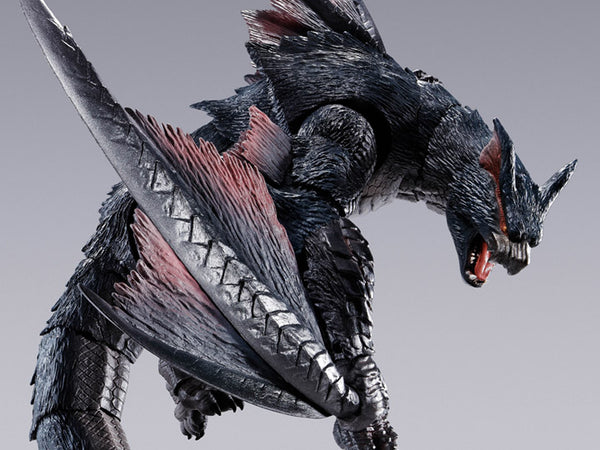 S.H. MonsterArts Nargacuga from Monster Hunter
