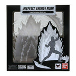 S.H. Figuarts Tamashii Effect Energy Aura WHITE Ver. Event Exclusive
