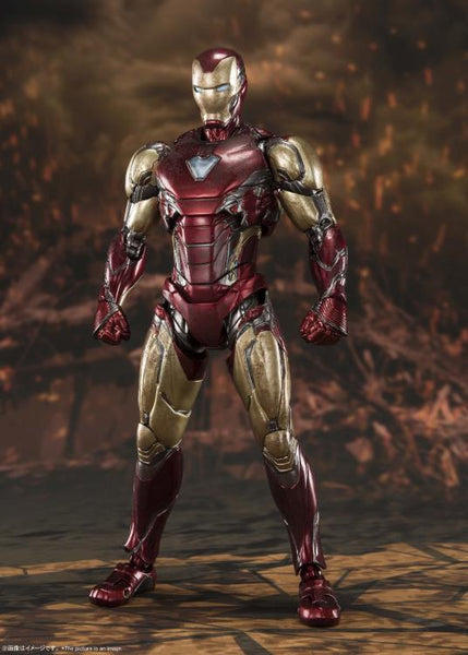 S.H.Figuarts Iron Man Mark LXXXV (Final Battle Edition) from Avengers: Endgame