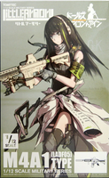 Little Armory LADF05 Girls' Frontline Supressed M4A1