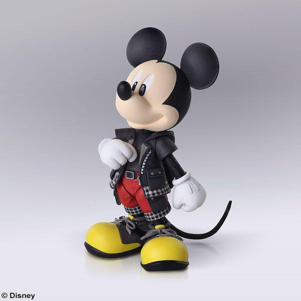 Bring Arts King Mickey from Kingdom Hearts III