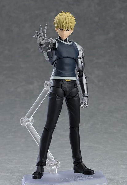 Figma One-Punch Man No.455 Genos